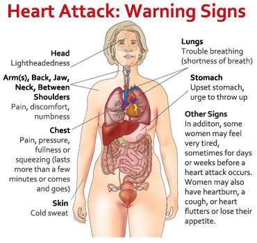 Heart Attack Vs Heart Failure